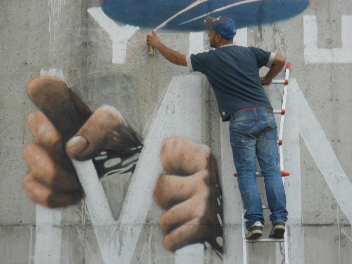 Street Art e Writing a Tirano nel'ex carcere mandamentale di Tirano 75