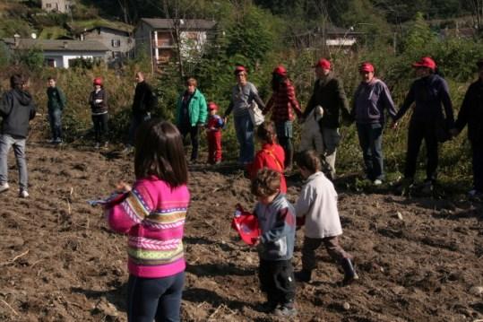 Seminare il furturo - associazione More Maiorum - fotografia Ruralpini