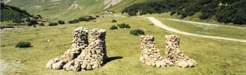 Land Art a Livigno
