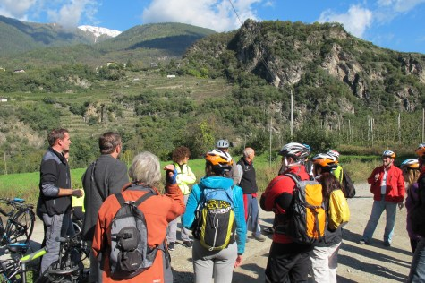 Corso per imprenditori turistici Bike Friendly - conoscere la Valtellina per divulgarla 21