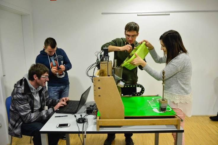 Printgreen - stampante 3D 7