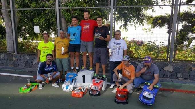 Campeonato canarias GT
