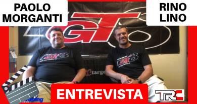Entrevista Rino Lino y Paolo Morganti IGT8