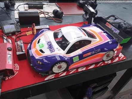 1ª Carrera Cantabria 1/8 GT 2020
