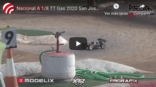 Video Final 1/8 tt gasolina 2020