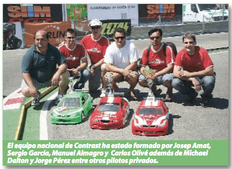 Contrasta Racing - Equipo Nacional