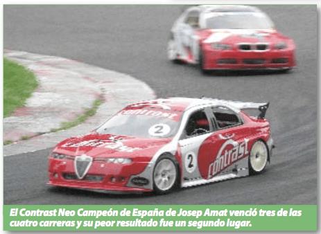 Contrast Racing 2009