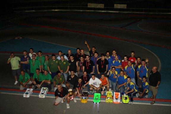 Foto Grupo 12 Horas de Rubí Rally Game