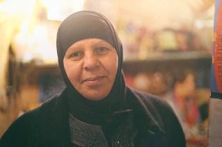 Cooperativa de mujeres de Hebrón