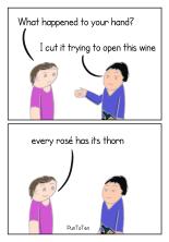 Sparkaling Conversation