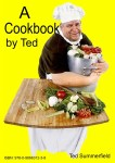 A Cookbook by Ted; cover