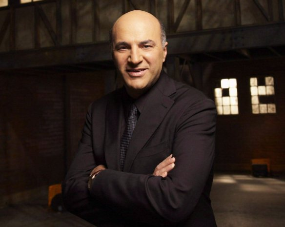Canada's Hairless Trump, Kevin O'Leary