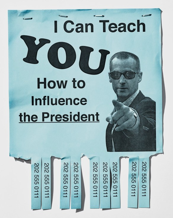 how to influence trump
