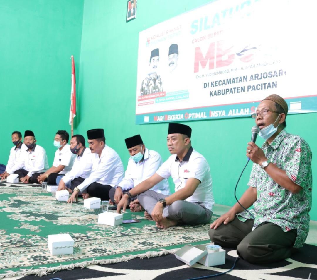 KH. Abdillah Nawawi, Lc Pengasuh PP. Tremas