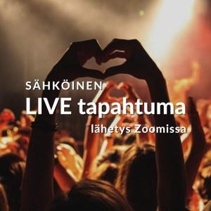 Henkiset tapahtumat Live Zoom Kuudes Aisti Auttajat Ohjatut meditaatiot Verkkokurssit videon välityksellä