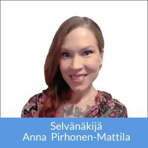 Selvänäkijä-Anna-Pirhonen-Mattila
