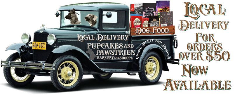 Ranger and Tucker Will Make Deliveries
