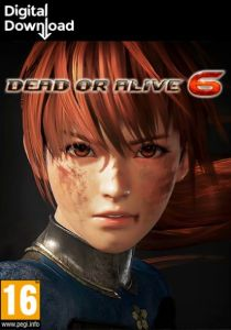 DEAD OR ALIVE 6 PC