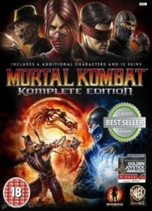 Descargar Mortal Kombat Komplete Edition PC TORRENT MEGA