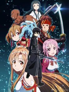 Descargar Sword Art Online Español Latino HD