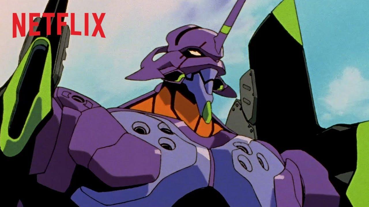 Descargar Neon Genesis Evangelion