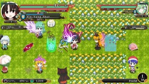 Touhou Genso Wanderer Reloaded PC Free Download