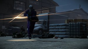 PAYDAY 2 Border Crossing Heist PC Crack