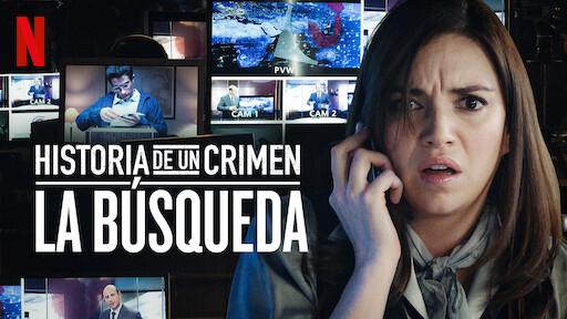 Historia de un Crimen La Búsqueda ver online