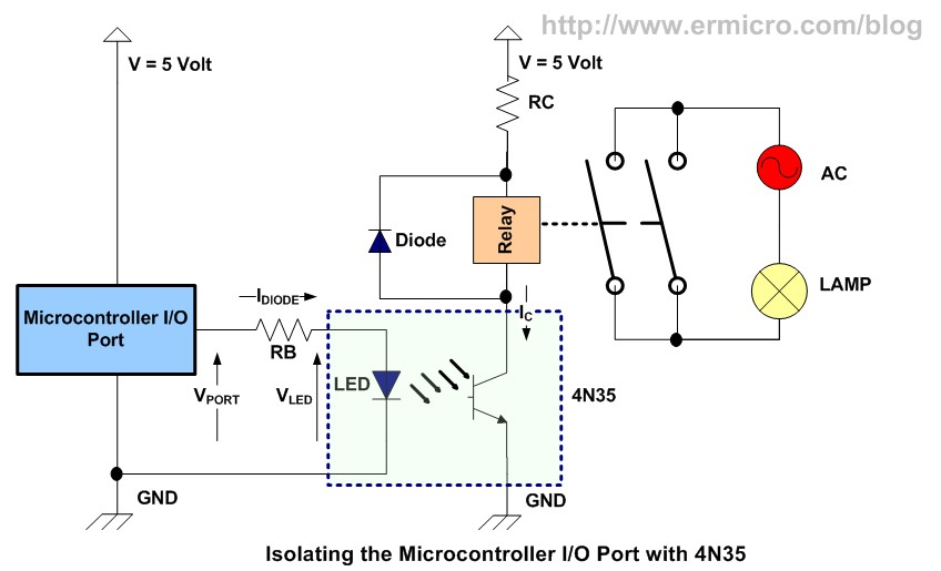 How To Use Any Relay With Microcontroller Output  U2013 Pupli