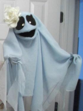 Female Ghost for a fan of Misty!