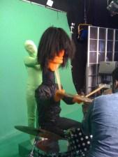Mad Drummer, for Turner Studios