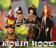 Bits 'N Pieces' Robin Hood Puppet Show