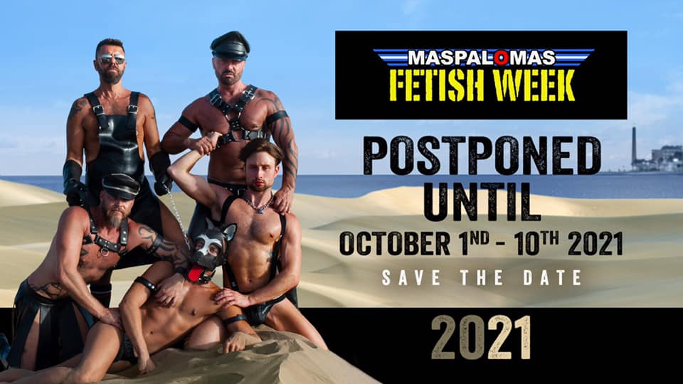 2021-10-01 - Maspalomas Fetish Week 2021
