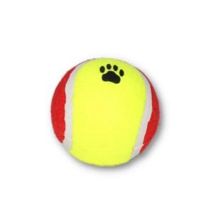 Tenisová loptička pre psov