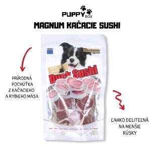 Magnum Kačacie sushi