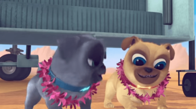 Puppy Dog Pals Trailer