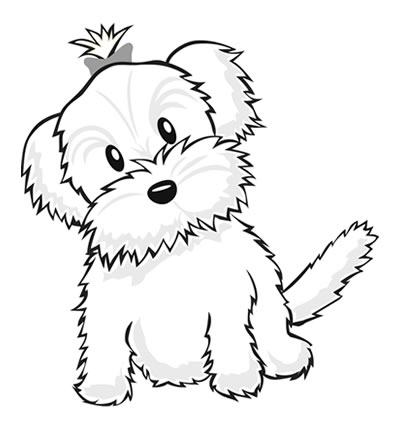 cute puppy coloring pages  online coloring