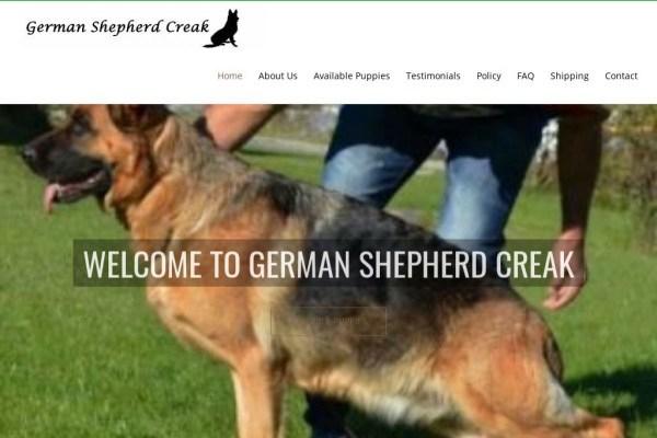 Germanshepherdscreak.com - Germanshepherd Puppy Scam Review
