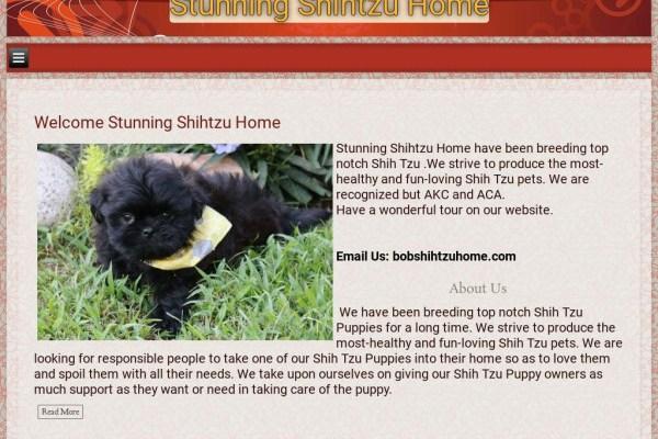Stunningshihtzuhome.com - Shihtzu Puppy Scam Review