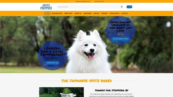 Familyjapspitz.com - Japanese Spitz Puppy Scam Review