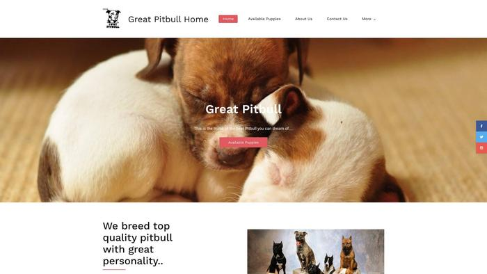 Greepitbulls.com - Pit Bull Puppy Scam Review