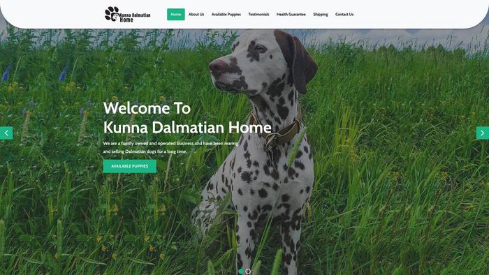 Kunnadalmatianhome.net - Labrador Puppy Scam Review