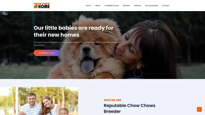 Chowchowhome.store - Chowchow Puppy Scam Review