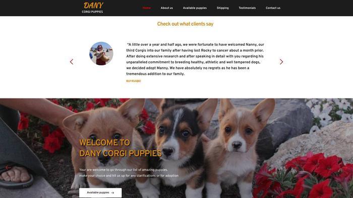 Danycorgi.com - Corgi Puppy Scam Review
