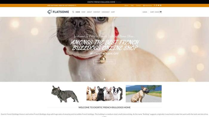 Exorticfrenchbulldogs.com - French Bulldog Puppy Scam Review