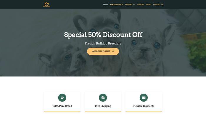 Teacupbulldog.com - French Bulldog Puppy Scam Review