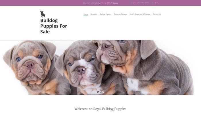Royalenglishbulldog.com - English Bulldog Puppy Scam Review