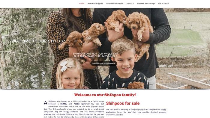 Sunriseshihpoos.com - Shihpoo Puppy Scam Review