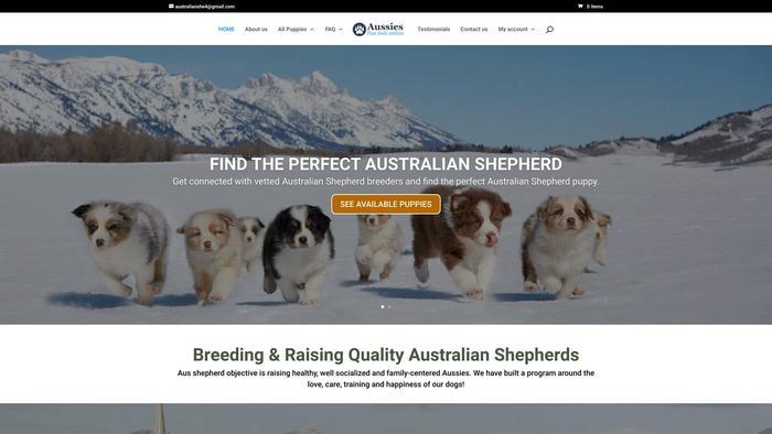Ausshepherd.com - Germanshepherd Puppy Scam Review