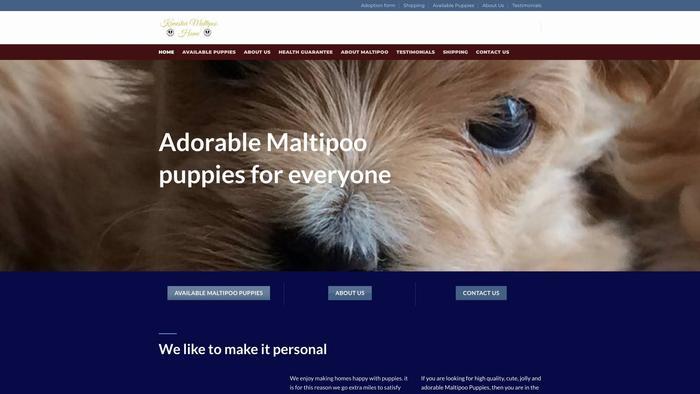 Kemestarmaltipoohome.com - Maltipoo Puppy Scam Review